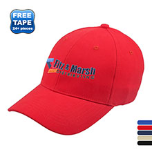 Best Fit Cotton Fitted Cap