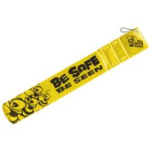 Be Safe Be Seen Reflective Bracelet Combo Set, Stock