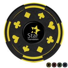 Gambler Poker Coaster