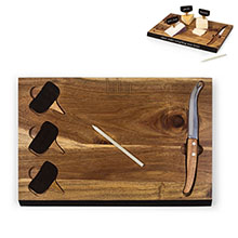 Delio Acacia Cutting Board Set