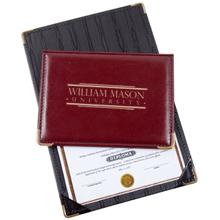 """Junior Deluxe Certificate Holder, 5"""" x 7"""""""