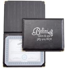 """Deluxe Certificate Holder, Portrait, 8-1/2"""" x 11"""""""