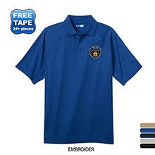 CornerStone® EZCotton™ Tactical Men's Polo