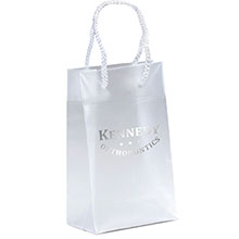 "Frosted Eurotote Gift Bag, 5"" x 8"""