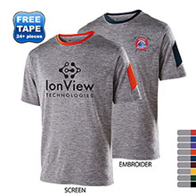 Holloway® Electron Dry-Excel™ Youth Performance Tee