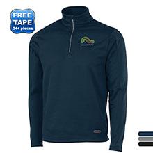 Charles River® Stealth Bonded Fleece Men's Quarter Zip