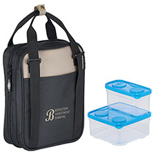Arctic Zone® Expandable Lunch Set w/ Containers