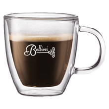 Bodum® Double Wall Bistro Latte Mug, 10oz.
