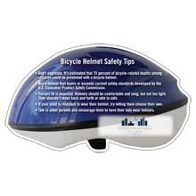 Bicycle Helmet Safety Mega-Mag
