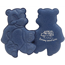 Bear Foam Bath Sponge