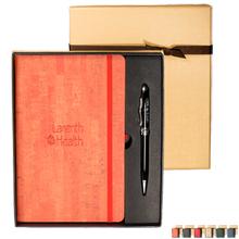 Casablanca™ Journal & Executive Stylus Pen Gift Set