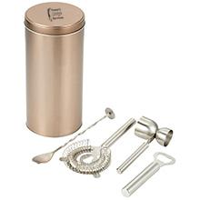Bullware® Five-Piece Bar Tool Set