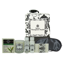 Black and White Spa Indulgence Box