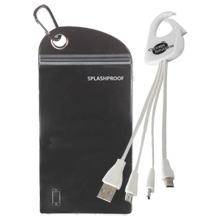 Splashproof Universal Multi USB Kit