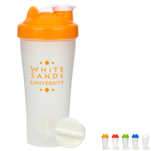 Mix-N-Shake Tumbler, 24oz. - Free Set Up Charges!