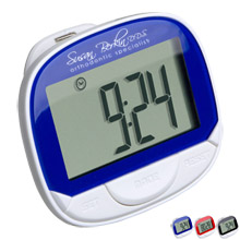 Jumbo Multi-function Pedometer w/ Clock