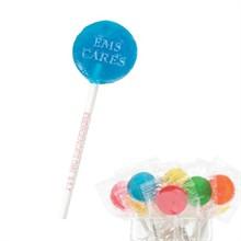 EMS Cares Design, Custom Lollipops