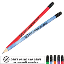 Don't Drink and Drive Mood Pencil