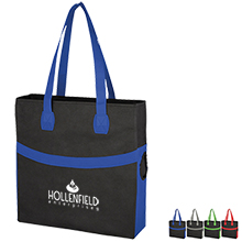 Sahara Non-Woven Tote - Free Set Up Charges!