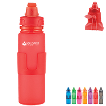 Main Squeeze Bottle, 16oz. - Free Set Up Charges!