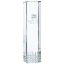 """Lux Column Acrylic Award, 2"""" x 8"""""""