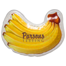 Banana Art Aqua Pearls Hot/Cold Pack