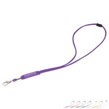 Cord Lanyard w/ PVC Patch