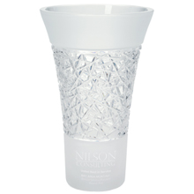 Blazek Glass® Avery 24% Lead Crystal Vase, 12-1/4""