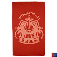 Express Colored Medium Weight  Beach Towel, 14 lbs.