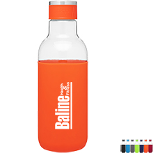 h2go Neo Bottle with Silicone Sleeve, 25oz. - Free Set Up Charges!