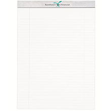 "Econo Legal Pad w/ Full Color Imprint, 8-1/2"" x 11-3/4"""
