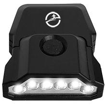 Cap Clip Light, 6 LEDs