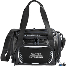 Arctic Zone® 24 Can Polyester Sport Duffel Cooler