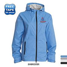 Charles River® Rivertown Ladies' Rain Jacket