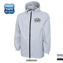 Charles River® Rivertown Men's Rain Jacket
