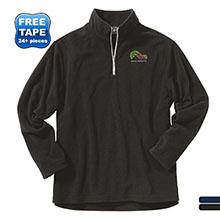 Charles River® Freeport Microfleece Men's Quarter Zip