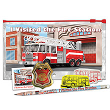 I Visited the Fire Station School Kit, Stock