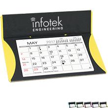Crescent Nu-Leth-R Desk Calendar