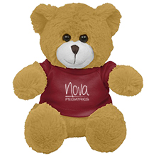 Aromatic Plush Cinnamon Brown Bear, 12""