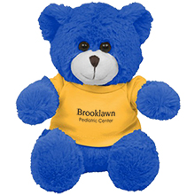 Aromatic Plush Jasmine Royal Bear, 12""