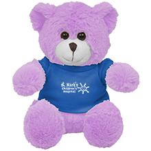 "Aromatic Plush Lavender Purple Bear, 12"""