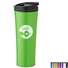 Avia Double Wall Insulated Tumbler, 16oz. - Free Set Up Charges!