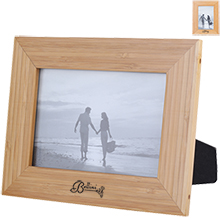 "Bamboo Picture Frame, 4"" x 6"""