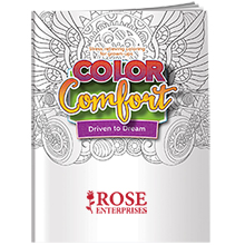 Color Comfort Cars Theme Adult Coloring Book