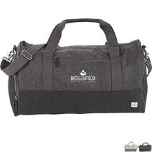 "Alternative® 20"" Cotton Canvas Victory Duffel Bag"