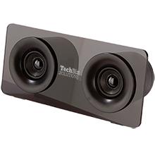 Acrylic Bluetooth Stereo Speaker