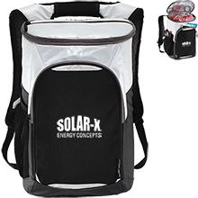 Arctic Zone® Titan Deep Freeze® PEVA Mesh Backpack Cooler