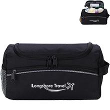 Atchison Division 600D Zip Travel Bag