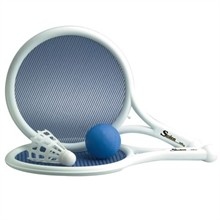 Mesh Paddle Ball & Birdie Game