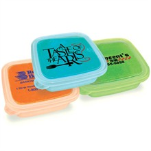 EZ Freeze Food Storage Container, Square